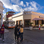 Europa Bar in a corner of Arcadas and the Pedestrian Boilevard thumbnail
