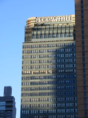 2019 McGraw-Hill Building - 42nd St NYC 3954 (Brechtbug) Tags: 2019 mcgrawhill building 42nd st nyc refurbished new york city green blue tile art deco buildings architecture mcgraw hill midtown manhattan fortysecond street penthouse office publishing magazine magazines rooftop sign forty second 03162019 bldg sky march