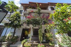 Our hotel in Zanzibar (RedPlanetClaire) Tags: african eastafrica tanzania zanzibar stone town hotel accomodation