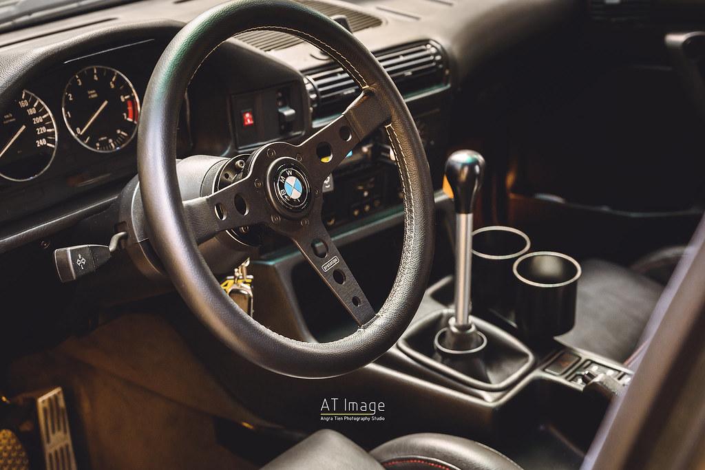 <商攝> BMW E34