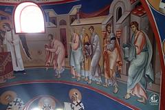 Храм во имя благоверного великого князя Александра Невскогона на о. Валаам