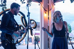 20180520_0082_1 (Bruce McPherson) Tags: brucemcphersonphotography emilychambers brendankrieg theheatley livemusic smallvenue diner bar duo rockandroll jazzsinger countryrock eastvancouver vancouver bc canada
