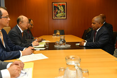 Bilateral Meeting Lesotho (05010592)