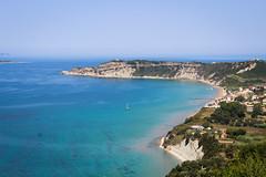 Meerblick Agios Stefanos (marlon.freiberger) Tags: arillas beach korfu strand urlaub afionas bergdorf felsen gestein landschaft meer natur ozean