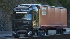 D - Sporn Transporte DAF XF 106 SSC (BonsaiTruck) Tags: sporn daf lkw lastwagen lastzug truck trucks lorry lorries camion camiones caminhoes