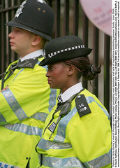 Black and White Police 4 (hoffman) Tags: anticipating anticipation authority black british britishisles constable constabulary control cop dayglow daylight discipline ec eec enforcement england english eu europe europeanunion female greatbritain helmet highvisibility inspector lady lawandorder metropolitan obedience officer outdoors patrolman patrolwoman police policeman policewoman power protectiveclothing security standing street uk uniform unitedkingdom vertical waiting watching woman women wpc davidhoffman wwwhoffmanphotoscom london