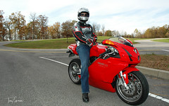 Profiling a birthday present 2004 (Gruen.Photo) Tags: ducati 749 motorcycle tennessee