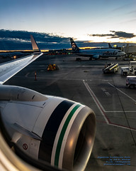 Looking Over the 737-700 Wing Down the PANC Tarmac (AvgeekJoe) Tags: 737 737700 737990 737990erwl alaska alaska114 alaskaair alaskaairlines alaskaflight114 anchorageinternationalairport boeing737 boeing737700 boeing737900 boeing737990 boeing737990erwl d5300 dslr jetliners n423as n615as nikon nikond5300 panc tedstevensanchorageinternationalairport usa aircraft airplane airport aviation jetliner plane
