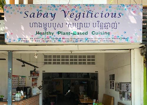 Sabay Vegilicious - Phnom Penh