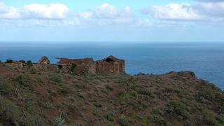 Abandoned house, Anaga, Tenerife