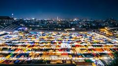 曼谷,拉差達火車夜市 (Eternal-Ray) Tags: 拉差達火車夜市 train night market ratchada 曼谷 กรุงเทพมหานคร บางกอก fujifilm xt3 laowa 9mm f28 cddreamer