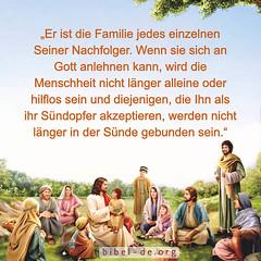 Er-ist-die-familie-jedes-einzelnene-Seiner-nachfolger (sscysz1314) Tags: gottvoiceofgod beurteilung heiligergeist glauben