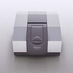 島津フーリエ変換赤外分光光度計の写真