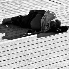 No, I'm not pregnant! Perhaps to much beer... (pedrosimoes7) Tags: nuestrosancianos elderlypeople street gente people gentedeportugal ribeiradasnaus terreirodopaço lisbon portugal streetphoto homeless blackandwhite blackwhite blackwhitepassionaward streetpassionaward