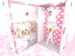 Babydoll (Sabra Foxclaw) Tags: empire 1hundred slink hourglass catwa revoul secondlife