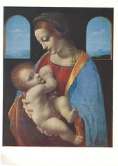 8) ЛЕОНАРДО ДА ВИНЧИ [Leonardo da Vinci] (1452-1519). Мадонна с младенцем (Мадонна Литта). Около 1490-1491 (eugenio127) Tags: леонардодавинчи leonardodavinci мадонна madonna иисусхристос ἰησουσχριστόσ jėzuskristus jesus gesù jēzuskristus итальянскаяживопись italianpainting hermitagemuseum renaissance итальянскоевозрождение ренессанс italianrenaissance rinascimentoitaliano эрмитаж muséedelermitage эрмітаж eremitage ermitaaž eremitaaši ermitažas valstsermitāža 埃尔米塔日博物馆 искусство menas māksla мастацтва изкуство فن kunst arte art 芸術 живопись жывапіс malerei painting pintura peinture pittura 絵画 кескіндеме tapyba glezniecība maalikunst malarstwo resim живопис καρτποστάλ képeslevelezőlap razglednica пощенскакартичка גלויה cartolinapostale tarjetapostal cartepostale postkaart 明信片 поштовалистівка паштоўка kartkapocztowa ansichtskarte открытка набороткрыток postcards atvirukai atvirukųkomplektas pastkarte pastkaršukomplekts филокартия
