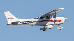 Cessna 172S Skyhawk SP N533BM (ChrisK48) Tags: kdvt skyhawksp n533bm aircraft airplane 1999 phoenixaz dvt cessna172s phoenixdeervalleyairport