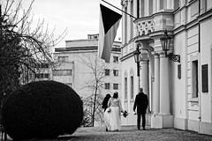 Wedding (petrwag) Tags: sonya6500 sel1670z carlzeiss bw blackandwhite blancoynegro blackwhite noiretblanc noirblanc černobílé clickcamera czech flag prague praha