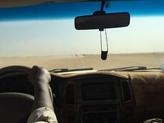 Riding in the Desert
