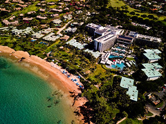 DJI_0992A (Aaron Lynton) Tags: lyntonproductions maui hawaii paradise drone andaz stouffers kihei aerial beach mauihawaii mauidrone mauibeachdrone reef mauiaerial mauiaerialbeach dji mavic mavicpro djimavic djimavicpro