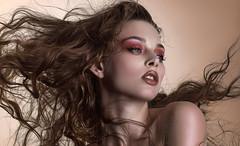 Symbolic evolution (Photos by Shane) Tags: beauty editorial model hair studio
