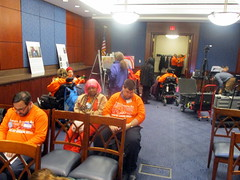 IMG_5387 (Autistic Reality) Tags: disabilityintegrationactreintroductionceremony roomsvc2023 cvc capitolvisitorcenter capital capitolhill capitol visitorcenter center visitors america architecture building structure district dc districtofcolumbia dmv downtown disability advocacy washington washingtondc cityofwashington columbia disabilityintegrationact dia reintroductionceremony reintroduction ceremony act bill law roomsvc202 roomsvc203 svc202 room svc203 inside indoors interior disabilityrights civilrights humanrights unitedstatescapitolvisitorcenter complex capitolcomplex unitedstatescapitolcomplex adapt legislation 2019