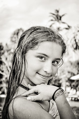 - (daviescamph) Tags: portrait retrato blancoynegro blackandwhite nikon girl kid photography photo