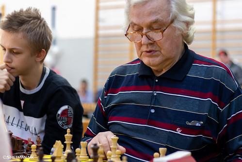 I Turniej Szachowy Dla Niepodległej-98