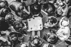 Street #2 (knellwang) Tags: street streetstyle streetsnap photography streetphotography bw blackandwhite blackwhite fujifilm people china chinese oldman old streetfashion lighting shadow social city park afternnon