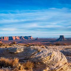 Alstrom Point Afternoon (Wisconsin Fox) Tags: alstrompoint landscape desert buttes nikon d850 shadows