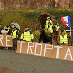 Mouvement des gilets jaunes, Belfort, 08 Dec 2018 thumbnail