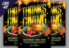 Thanksgiving Flyer Template (lobaide) Tags: advertising ads creative celebration club design graphicdesign grettingcard gift gold bl thanksgiving dya thanksgivingday thanksgivingflyer flyer flyertemplate fashion floral fall autumn pumpkin thanksgivingdesign thanksgivinginvitation invitation turkey fruits poster postcard posterdesign event eventflyer even thanksgivingcelebration thanksgivingposter