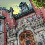 Ottawa  Ontario  Canada ~ Booth House ~ Mansion ~ National Site of Canada ~ Heritage thumbnail
