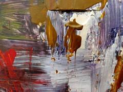 No more candies in the box / episode 1 (MizzieMorawez) Tags: diy paintedcandyboxes cardboard acrylics intuitive multimedia experimental cardboardstorybook recycledart canvas junkart thrifty creative innovative colorful revamped abstract paintedobject repurposed mischtechnik originell original abstraktemalerei