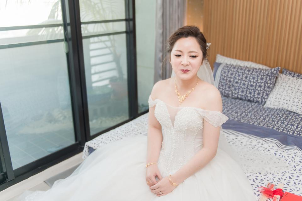 台南東東宴會式場 婚宴 走在幸福的紅毯上 R & B 049