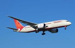 VT-ANG Boeing 787-8 Dreamliner Air India (R.K.C. Photography) Tags: vtang boeing 7878 b787 dreamliner aircraft aviation airliner airindia aic ai london england unitedkingdom uk londonheathrowairport lhr egll canoneos100d