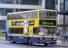 Dublin Bus AV350 (03D50350). (Fred Dean Jnr) Tags: dublin april2010 dublinbus busathacliath dublinbusyellowbluelivery alx400 volvo b9tl alexander sandyford blackthornroaddublin av350 03d50350 dublinbusroute46b
