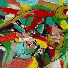 figure (chartan) Tags: glazeapp artsetpro figure colors expressionism digital ipad