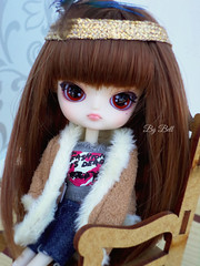 Lucille (♪Bell♫) Tags: little dal chibi risa rock lucille rosemberg tepes docolla