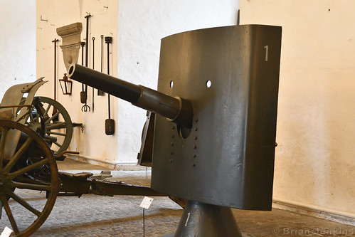 75mm Rapid-Fire Cannon