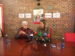 Rueda prensa Natalia Peiró en León- 14 nov 2018 (15)