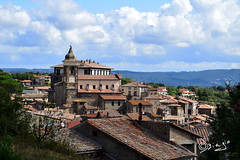 Gradoli - Italy (Biagio ( Ricordi )) Tags: gradoli lazio italy borghi borgo chiesa campanile medievali nuvole viterbo