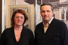 Ирина Евгеньевна Слива и Владимир Александрович Шашко