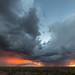 Sunset Storm, 10.3.18