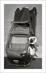 Vehicle Collection (3251) - Rolls Royce (Steve Given) Tags: workingvehicle motorvehicle automobile rollsroyce victoria australia queenelizabethii 1950s