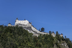 Hohenwerfen Castle (noname_clark) Tags: vacation europe austria hohenwerfencastle castle hill werfen