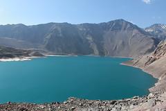 "Embalse (Dam) ""El Yeso"" (Croizze) Tags: dam embalse embalseelyeso santiago santiagodechile canoneost6 nature beauty tourism"