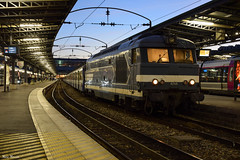 67400 (Marc_135) Tags: bb67400 rib bb67515 paris parisest nuit gare nat z50000