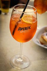 Aperol Spritz (anotherziggy) Tags: drink aperol spritz coctail orange refreshing valletta island