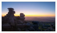 A New Dawn (Rich Walker Photography) Tags: dartmoor devon bluehour sunrise sky moorland moor landscape landscapes landscapephotography tor canon england efs1585mmisusm eos eos80d rock horizon light